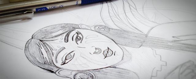 Ilustrando a Mayahuel